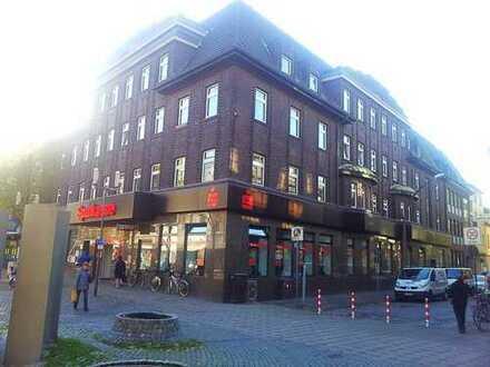 Helle und geräumige Wohnung direkt in der Fußgängerzone
