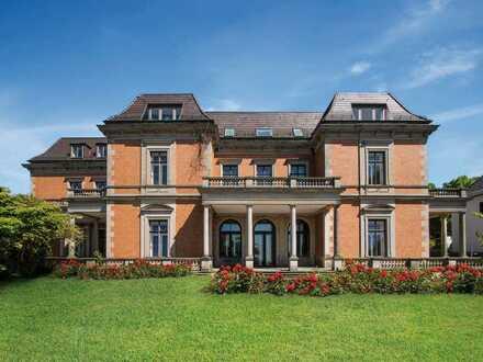 Villa Fritze – Penthouse: Hochwertige Eigentumswohnung mit Loggia und Weserblick (Wohnung 2)