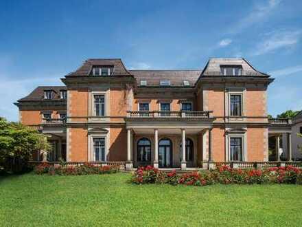 Villa Fritze – Hochwertige Eigentumswohnung mit Loggia und Weserblick (Wohnung 2)