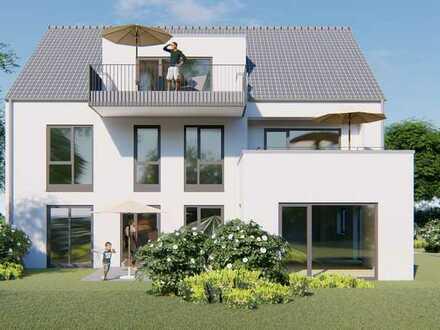 Großzügige und exklusive 3-Zimmer-Wohnung in Aschaffenburg/Stadtnähe. ERSTBEZUG!