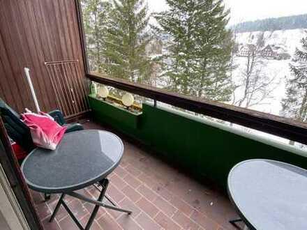 Gemütliches 1 Zi. Apartment in Schönwald!