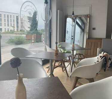 Modernes, voll ausgestattetes Café in prominenter Lage Heidelberg-Bahnstadt