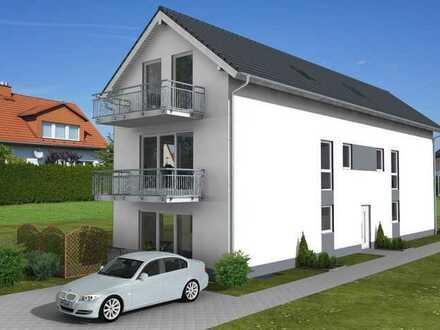 Erstbezug: Hochwertige 3-Zimmer-DG-Wohnung mit 2 Balkone in Bonn