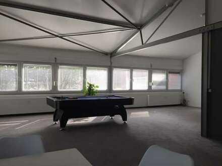 sehr helle Loft-ähnliche Wohnung - 3 Zimmer, K, D, B, ca 170 m²