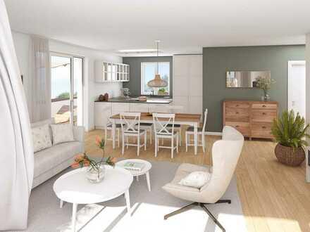 Moderne 3-Zimmer Wohnung in schöner Wohnanlage in Waldkirch - Jetzt im Bau!