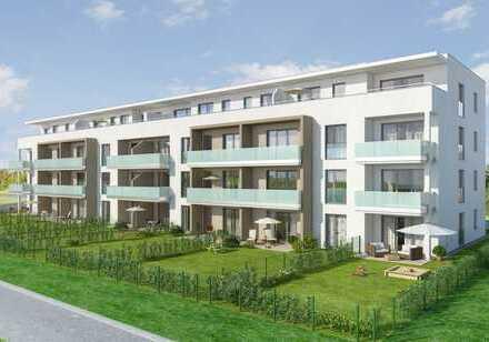 attraktive 2-Zimmer-Wohnung mit Balkon in Friedberg