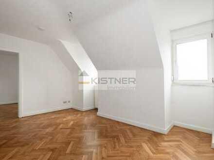 Modernisierte 4-Raum-Wohnung.
