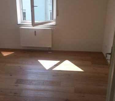 Sanierte 3,5-Zimmer-Wohnung mit Balkon und Einbauküche in Treuchtlinen