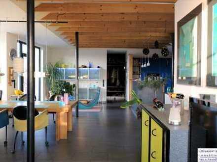 Exklusive und hochwertige Dachgeschosswohnung