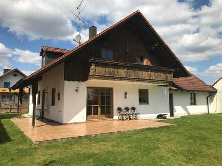 Einfamilienhaus mit viel Platz und großem Garten in ruhiger Lage