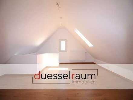 Erstbezug nach Sanierung: 4 Zimmer-Maisonette Wohnung