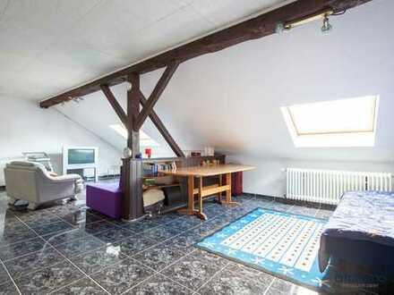 Südstadt-Flair auf ca. 135 qm! Traumhaft wohnen - 3 Zimmer auf zwei Ebenen & Balkon zum Innenhof