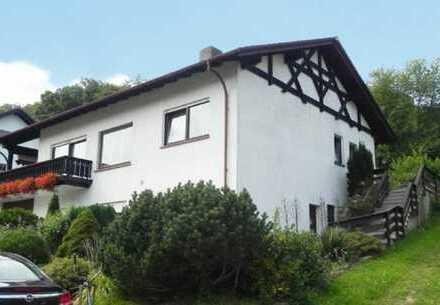 Helle Einliegerwohnung (2 Zimmer, Küche, Bad, 68m²) in Obernburg-Eisenbach zu vermieten