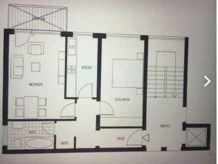 898 €, 56 m², 2 Zimmer