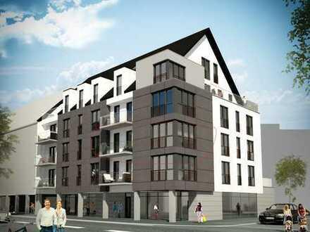 Erstbezug: stilvolle 2,5-Zimmer-Wohnung mit Einbauküche und Balkon in Senden