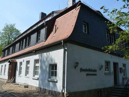 Humboldtbaude, Gaststättengebäude mit ehemaligen Museum