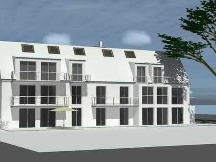 Erstbezug: schöne helle 5-Zi-Terrassenwohnung in Moosach, 14.,46 Euro/qm kalt