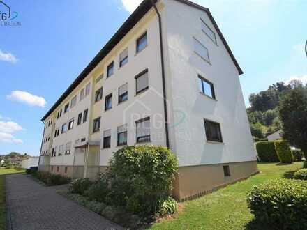 Helle und freundliche 3-Zimmer-Wohnung in beliebter Ortsrandlage