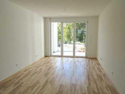 helle city-nahe 2-Zimmer-Wohnung mit Balkon in Offenburg