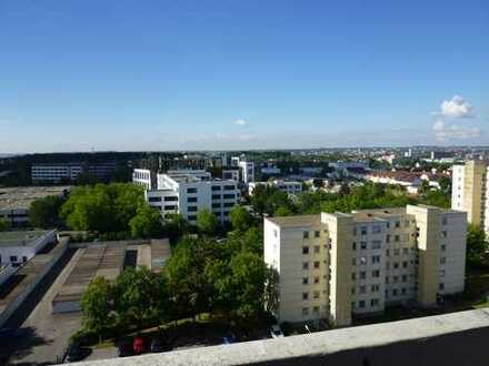 Tolles 1 Zi. Appartement mit Südbalkon in Regensburg