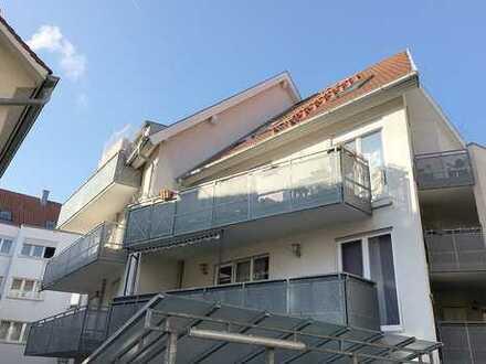Vermietete 2 ½-Zimmer-Eigentumswohnung in zentraler Lage von Ludwigsburg