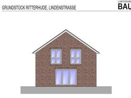 Grundstück mit großem Garten - Einfamilienhaus in Platjenwerbe