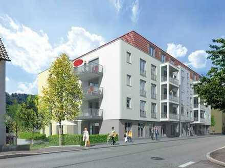 RESERVIERT! Neubau für Senioren: 2-Zimmer-Wohnung mit Balkon (auf Wunsch mit Betreuungsangebot)