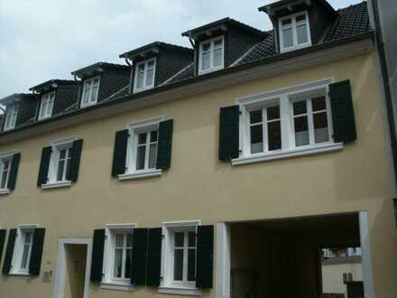 teilmöblierte Studiowohnung mit Balkon - zentral im Kurgebiet - ideal für Pendler