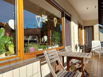 Rarität! Ruhiges Wohnen 4,5-Zi.-Whg. mit Balkon in schöner Wohnlage von Maichingen