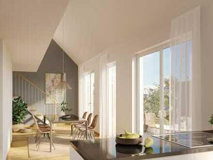 Attraktive Maisonette-Wohnung mit Galerie