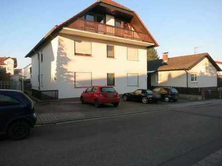 Ansprechende Mietwohnung (Dachgeschoss) in Saulheim