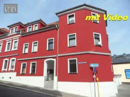 2 Raum-Wohnung in Alt-Planitz mit neuer EBK