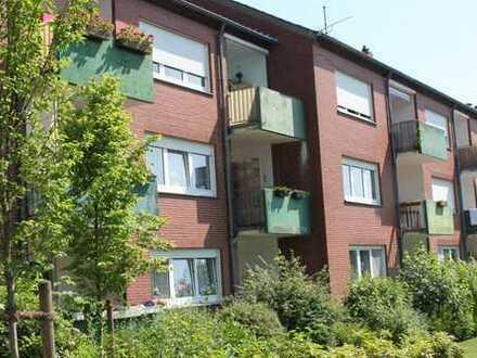 Single-Appartement im Dorenkamp - Blumenstraße - WBS erforderlich!