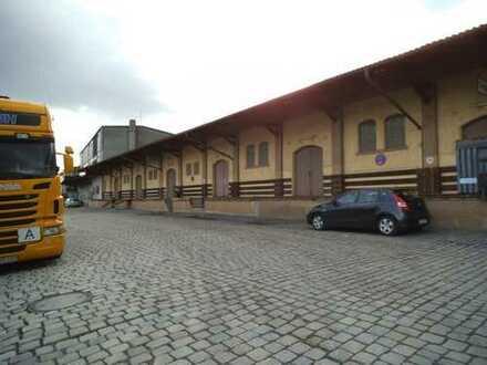 +++ Lagerhalle mit ca. 230 m² am Güterbahnhof +++