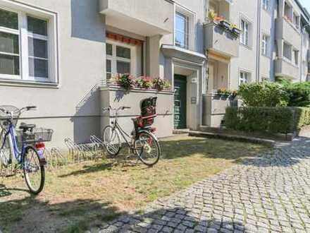 Attraktive 2 Zimmer Wohnung mit Dachterrasse in familienfreundlicher Lage!