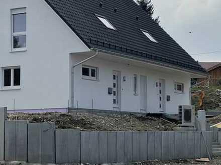 Erstbezug: schöne 4-Zimmer-Doppelhaushälfte in Stöttwang, Stöttwang