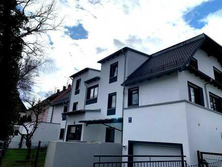 Neubau M-Solln! 140 qm- Maisonette-Terrassenwohnung im Villenviertel