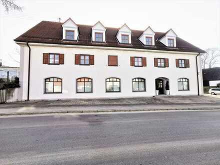 Wohn- und Geschäftshaus mit viel Ausbaupotential in ländlicher Lage! Kutzenhausen / Agawang!