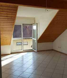 3,5 -Zimmer-Maisonette-Wohnung mit Balkon in Lichtenau