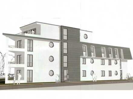 Baugrundstück mit Baugenehmigung für Mehrfamilienhaus in Müllrose