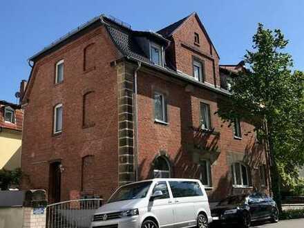 Vermietete Mansardenwohnung in Bayreuth