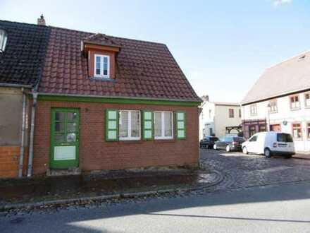 Stadthaus in Röbel in Hafennähe zu verkaufen