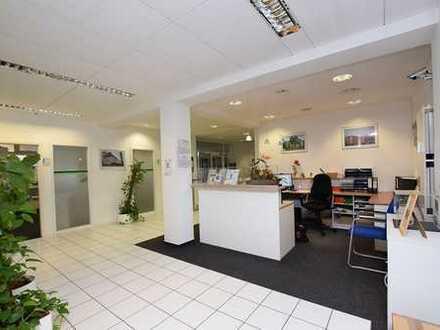 Top vermietete Büro-Etage in Salzgitter-Fredenberg.