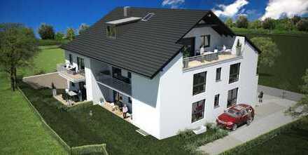 Neubau - Großzügige 3-Zimmer-Wohnung mit Loggia u. Terrasse im modernen Mehrfamilienhaus