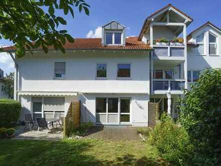 Familienfreundliches Reihenmittelhaus mit Südgarten in beliebter Wohnlage