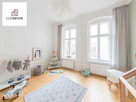 Provisionsfrei: Schöne Wohnung mit praktischer Kammer
