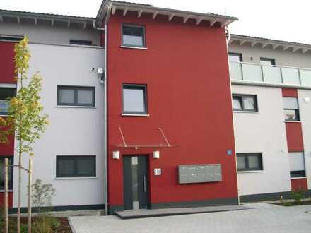 Moderne, lichtdurchflutete, neuw. 2Zimmer- Wohnung mit gehobener Ausstattung in Schrobenhausen/süd