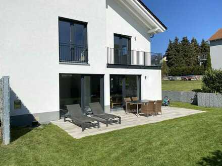 Hochwertiges geräumiges Einfamilienhaus am Fuße des Knittelbergs in Karlsruhe, Grötzingen