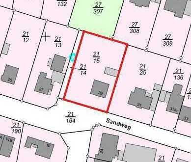- Eigentumsgrundstück in zentraler Lage von Adendorf - Provisionsfrei