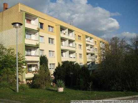 2-Raum-Wohnung in Teutschentahl mit Balkon
